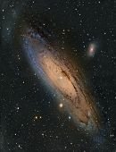 pic of planetarium  - astronomy night sky telescope stars nebula galaxy - JPG
