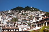 pic of taxco  - Taxco is a small city located in the Mexican state of Guerrero - JPG
