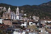 foto of taxco  - Taxco is a small city located in the Mexican state of Guerrero - JPG