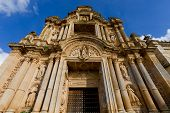 image of carthusian  - Monastery of the Carthusian order placed at Jerez - JPG