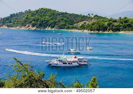 Blue Water Bay