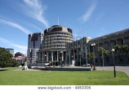 neuseeländische Parlament
