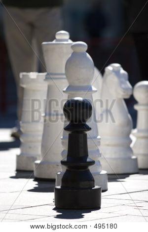 Feeling Like A Pawn...