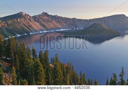 Lago de cratera