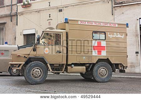Military Amnulance