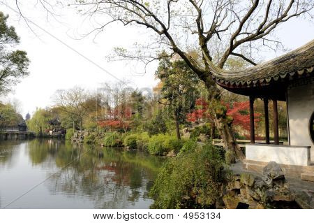 Garden Of The Humble Administrator , Suzhou, China