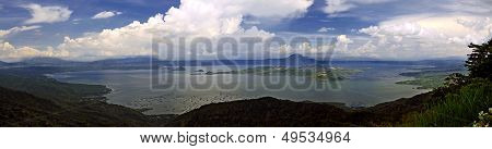 Philippines - Lake Taal