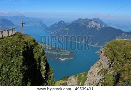 Lake Vierwaldst�ttersee
