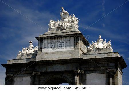 Puerta De Toledo, Madrid
