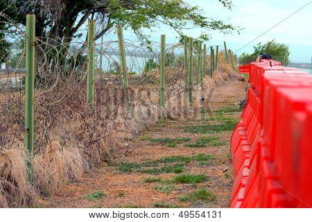 Guantanamo Bay Perimeter
