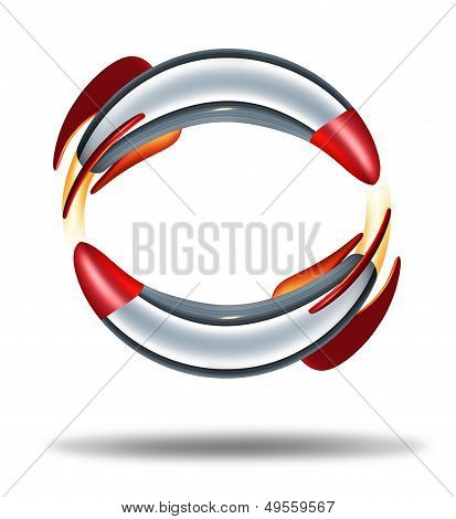Rocket Circle