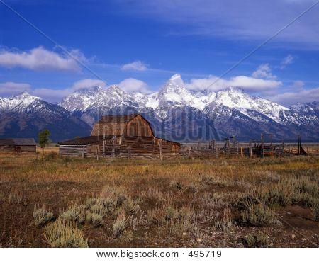 Antelope Flats Ranch