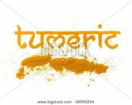 Yellow Tumeric Spice