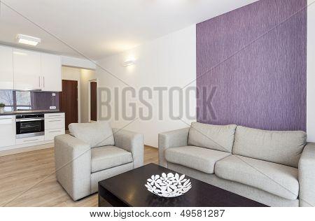 Cosy Flat - Sofa
