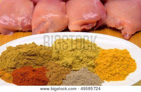 Korma Spices
