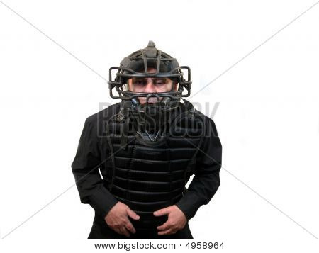 Árbitro de béisbol