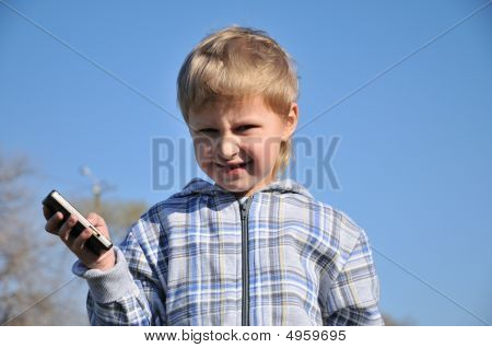 Child And Mobile Phones