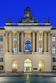 Humboldt University In Berlin, Germany