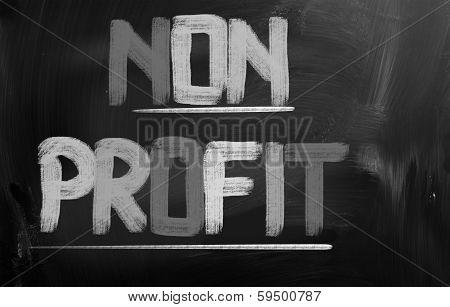 Non Profit Concept