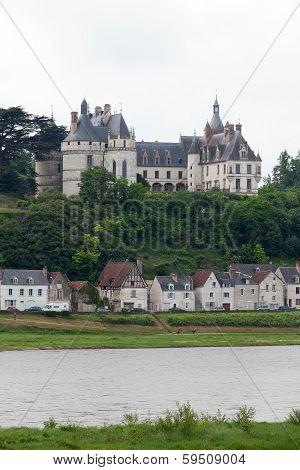Chaumont-sur-Loire castle. Chaumont castle is one of the oldest chateaux of Loire