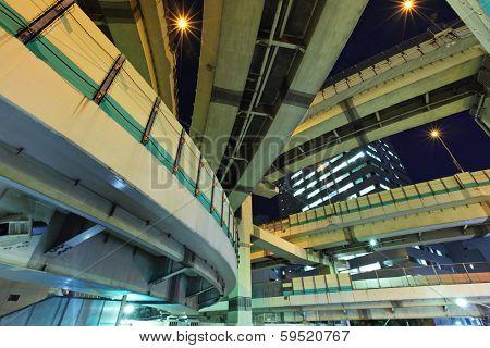 Expressway in Tokyo