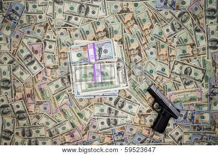 The Monetary Proceeds Of Criminality
