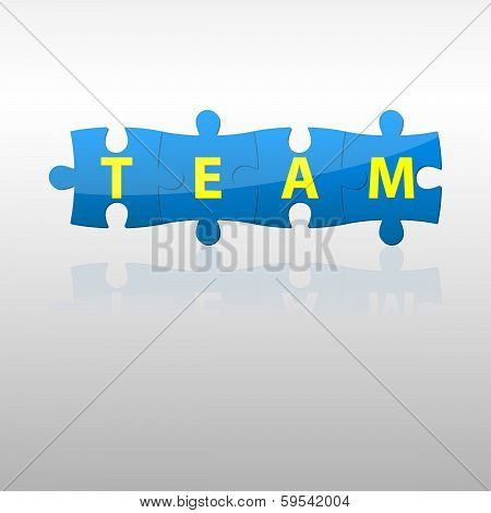 Blue Team Puzzle