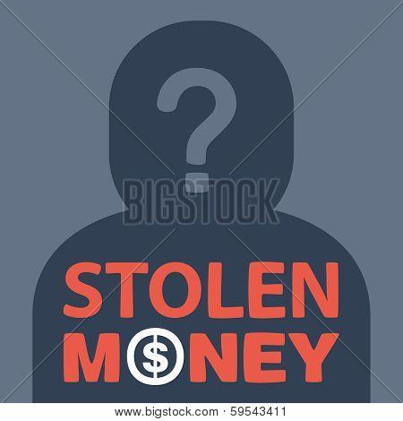 Text Stolen Money