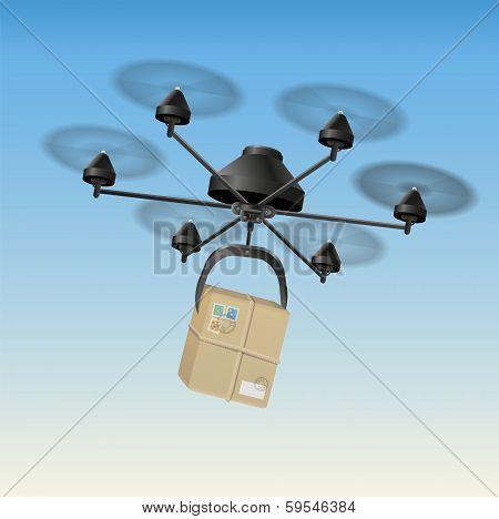 Drone Parcel