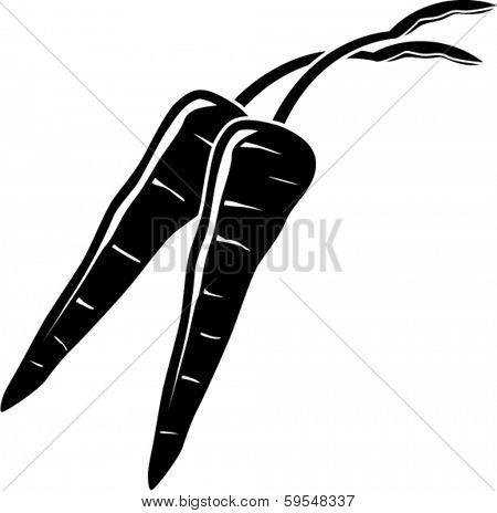 carrots symbol