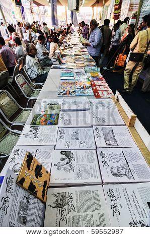 Little Magazines At Kolkata Book Fair - 2014