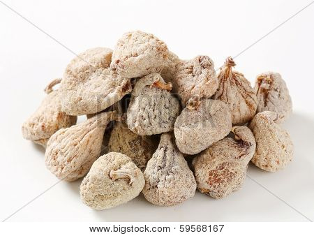 heap of the naturally sweetened figs