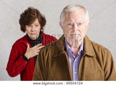 Worried Wife