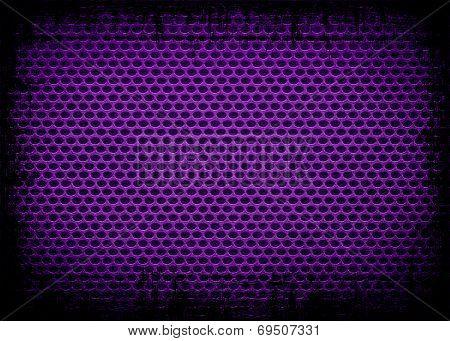 Closeup metallic steel metal textured background