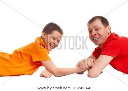 Father Won