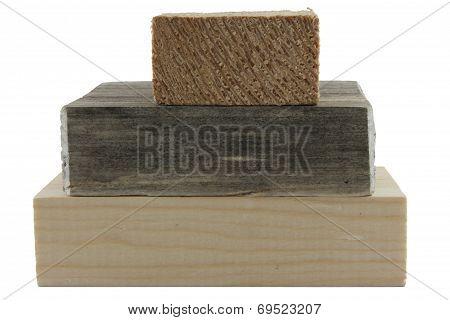 Wooden piece