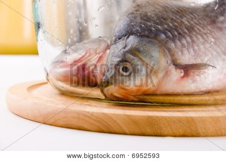 Uncooked Fish