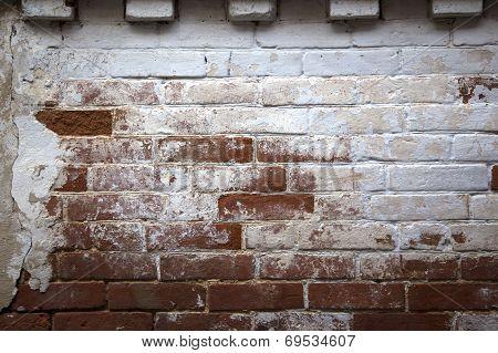 Wall Grunge Background Texture