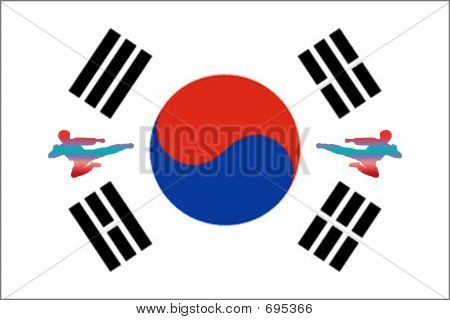 South Korean Martial Arts