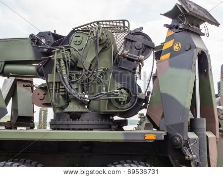 Military Tow Truck