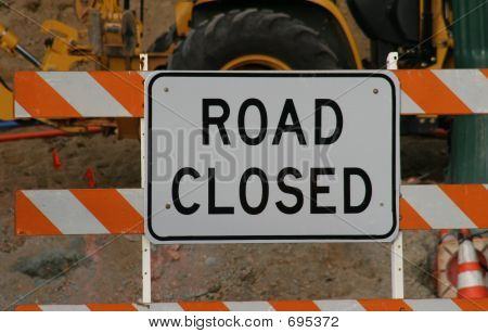Road Closed 3