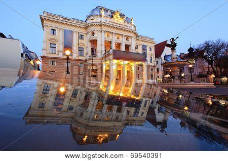 Slovak National Theatre - Bratislava