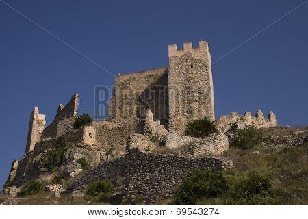 Templar Castle of Alcalá de Xivert (Castellón - Spain)