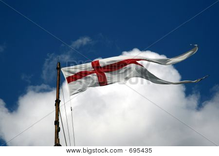 Tudor English Flag