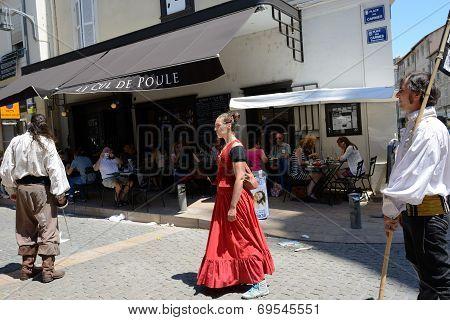 Annual Avignon Theater Festival