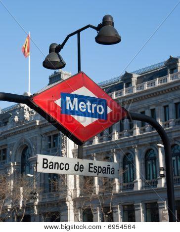 Banco De Espa