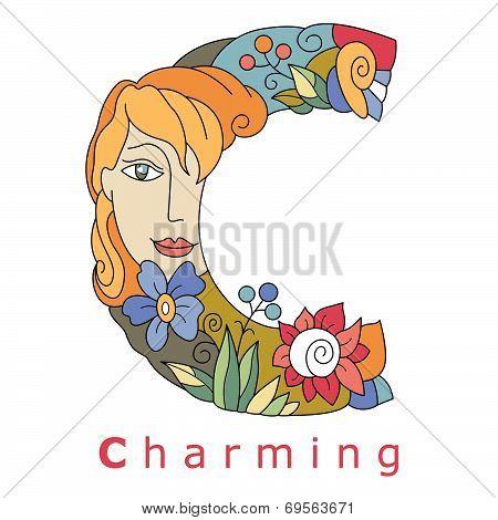 Letter C - Charming