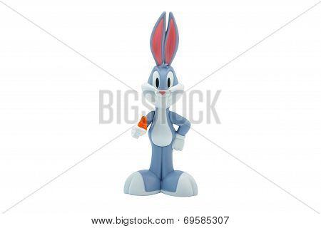 Bug Bunny rabbit character