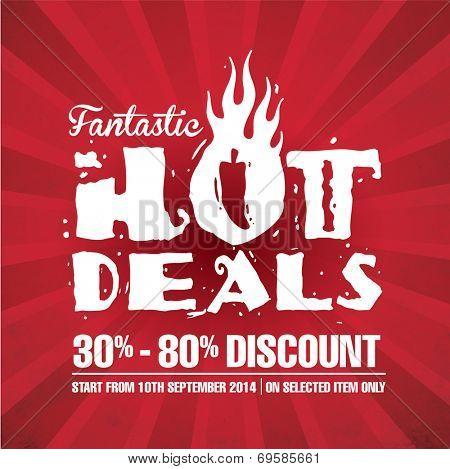Fantastic Hot Deals
