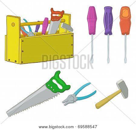 Tools, set